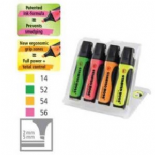 Stabilo Boss Highlighters Executive Assorted Pack of 4